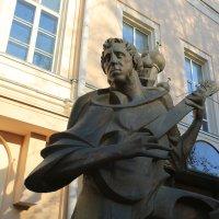 Памятник Высоцкому :: ninell nikitina