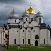 Софийский собор... Великий Новгород :: Светлана Петошина