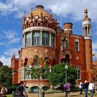 Архитектура Барселоны :: Лариса