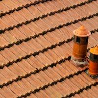 Крыша в Бергамо,Италия :: Наталия