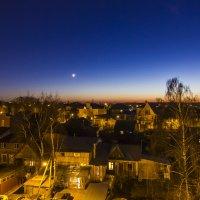 светит месяц :: Петр Беляков