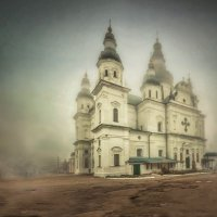 Успенский собор Елецкого монастыря :: Александр Бойко
