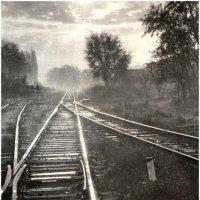 Железные пути... :: Сергей Порфирьев