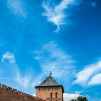 Сторожевая башня :: Руслан Шумилин