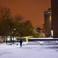 Ночной город :: Allekos Rostov-on-Don