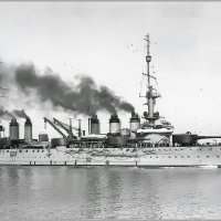 "French semidreadnought battleship ""Diderot"". :: Александр"