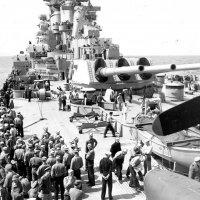 """USS """"Iowa"""" (BB-61),battleship.1947. :: Александр"""