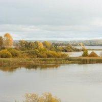 Осень на Волге :: Юрий