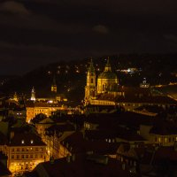 Ночная Прага :: Инга Энгель