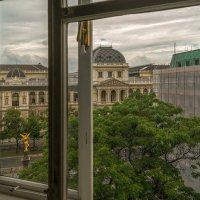 Окно в Вену :: Игорь Сикорский