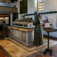 Комната где умер Fr. Junipero Serra (1713-1784) :: Юрий Поляков
