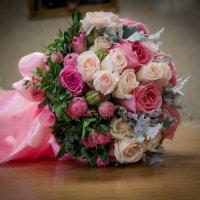 Свадебный букет :: Анастасия Погибелева