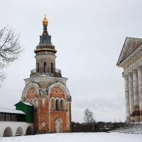 Свечная башня, 1809г. :: ZNatasha -