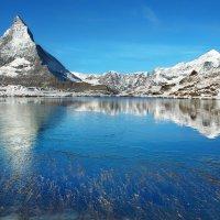 замерзает зеркало :: Elena Wymann