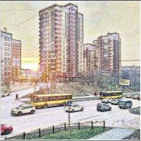 В одном городе :: muh5257