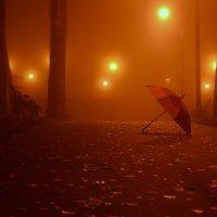 Красный туман :: Дмитрий