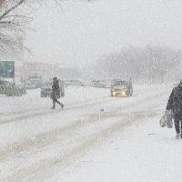 Снег идёт :: Владимир