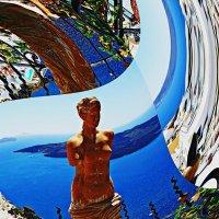 Посвящаю С. Дали  Венера на острове :: олег свирский