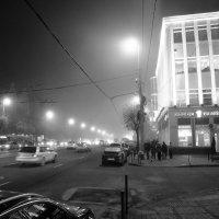 Туман в городе. (7) :: Дмитрий Олегович