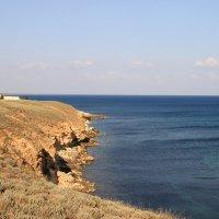 Западный  Крым.  Тарханкут. :: Леонид Дудко