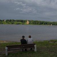 Волжские  картинки :: Moscow.Salnikov Сальников Сергей Георгиевич