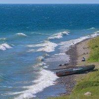 Ветерок на Байкале :: Nikolay Svetin