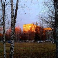восход солнца :: Владимир