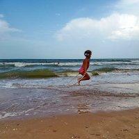 Тасюта на море :: Светлана Петошина
