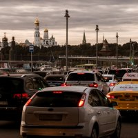 Москва :: Андрей Кузнецов