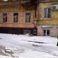 ранний снег. ноябрь 2018 :: Николай Семёнов