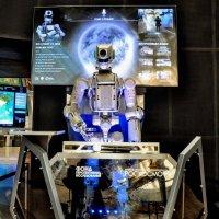 Говорящий робот... :: Анатолий Колосов