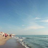 Утром у моря... :: Елена Олейникова