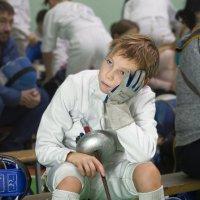 Ох уж это фехтование :: Владимир Горячев
