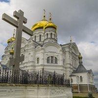Белогорье,Царский крест :: Сергей Цветков