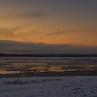 Рассвет над Амуром. :: Виктор Иванович