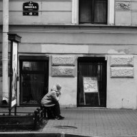 РАЗДУМЬЕ :: Виктор Никитенко