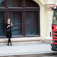 маленькое черное платье :: Олег Лукьянов