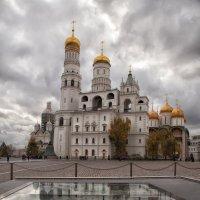 Кремлевские отражения :: Марина Назарова