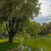 В Юсуповском саду :: Валентин Яруллин