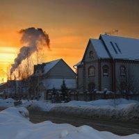 зимний вечер :: nataly-teplyakov