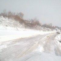 сегодня на дорогах Одесской области :: Александр Корчемный