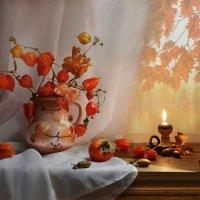 ...осень, осень! нарядными красками улетающей в небо листвы... :: Валентина Колова