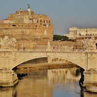 Мост Виктора ЭммануилаII :: Aida10