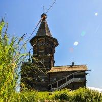 Успенский собор г. Кондопога на берегу озера Онега :: Георгий А