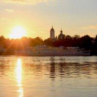 Волга. г. Мышкин :: Ната Волга