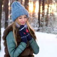 Уютная зима :: Алина Меркурьева