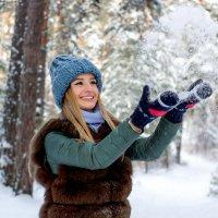Зима :: Алина Меркурьева