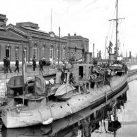 "French le torpilleur ""Escopette"". :: Александр"