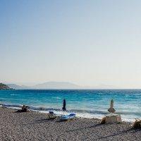Пляж в родосе :: Анастасия Володина
