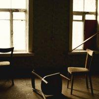 Былое и стулья. :: Ирэна Мазакина